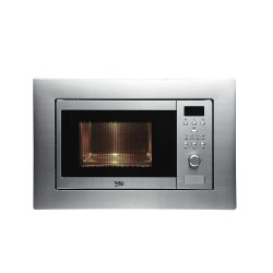 toptopdeal-Beko MOB17131X 17L 700W Built-in Microwave Oven - Stainless Steel