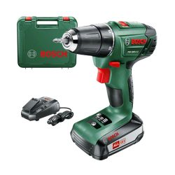 toptopdeal Bosch PSR 1800 LI-2 Cordless Drill Driver with 18 V Lithium-Ion Battery