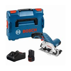 toptopdeal Bosch Professional GKS 12 V-26 Cordless Circular Saw with 2 x 12 V 2