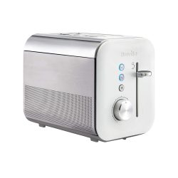 toptopdeal-Breville VTT686 High Gloss 2-Slice Toaster with Variable Browning and High Lift,