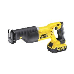 toptopdeal-DeWalt 18V XR Lithium-Ion Reciprocating Saw with Batteries