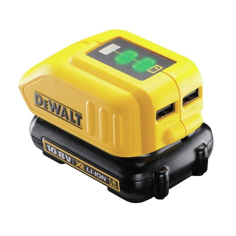toptopdeal DeWalt DCB090 USB Power Source -USB Charger For XR Battery Packs