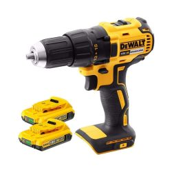 toptopdeal DeWalt DCD777N 18V XR Cordless Brushless Drill Driver with 2 x 2Ah Batteries