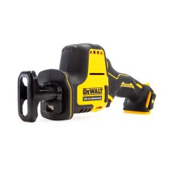toptopdeal-Dewalt DCS312N 12v XR Cordless Compact Brushless Reciprocating Saw - Bare Unit