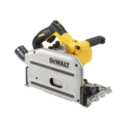toptopdeal-Dewalt DCS520NT-XJ XJ XR Flex Volt Li-ion Plunge Saw Bare Uni54 V Yellow Black, Set of 2 Pieces