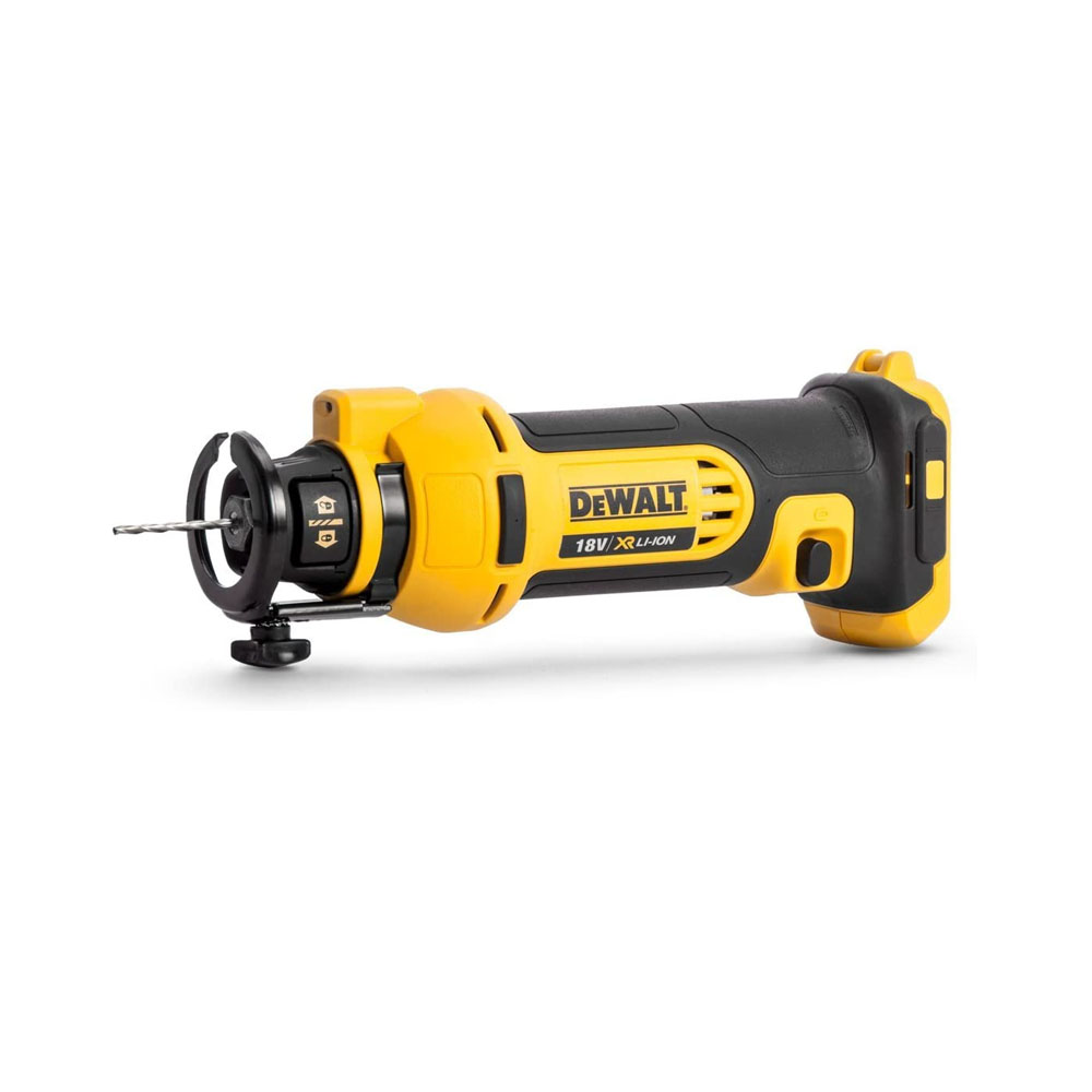 toptopdeal Dewalt DCS551N DCS551NT XR Li-Ion Cordless Drywall Cut-Out Tool 18 Volt Bare Unit, 1050 W, 18 V