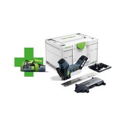 toptopdeal Festool 577058 ISC 240 EB Basic-4,0 Cordless Insulating-Material Saw