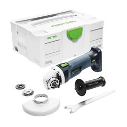 toptopdeal Festool AGC 18-125 Li EB 18V 125mm Cordless Brushless Angle Grinder Body Only in Systainer