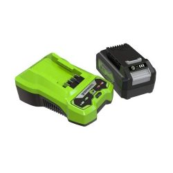 toptopdeal Greenworks Tools 01-000002936507 GSK24B4 Battery and Charger