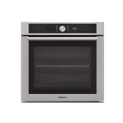 toptopdeal-HOTPOINT SI4854PIX Multifunction Single Oven With Pyrolytic Cleaning - Stainless Steel