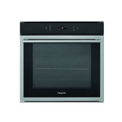 toptopdeal-HOTPOINT SI6874SHIX Touch Control Multifunction Electric Built-In Single Oven - Stainless Steel