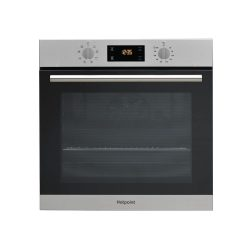 toptopdeal-Hotpoint SA2540HIX A Rated Built-In Electric Single Oven - Stainless Steel