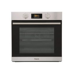 toptopdeal-Hotpoint SA2844HIX A+ Rated Built-In Electric Single Oven - White [Energy Class A+]