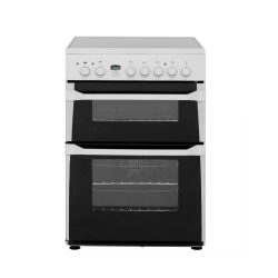 toptopdeal-Indesit Advance ID60C2WS Electric Cooker with Ceramic Hob White