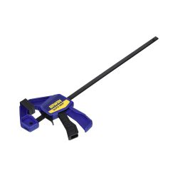 toptopdeal-Irwin Q G54122QC Quick Grip Mini Clamp, 300mm Pack of 2