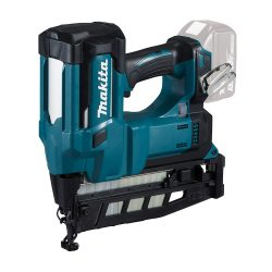 toptopdeal Makita DBN600Z Head Nailer 64 mm 18 V Battery, Without Charger, Colour, Size