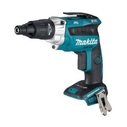 toptopdeal Makita DFS251Z TEK Screwdriver, 18 V, Blue