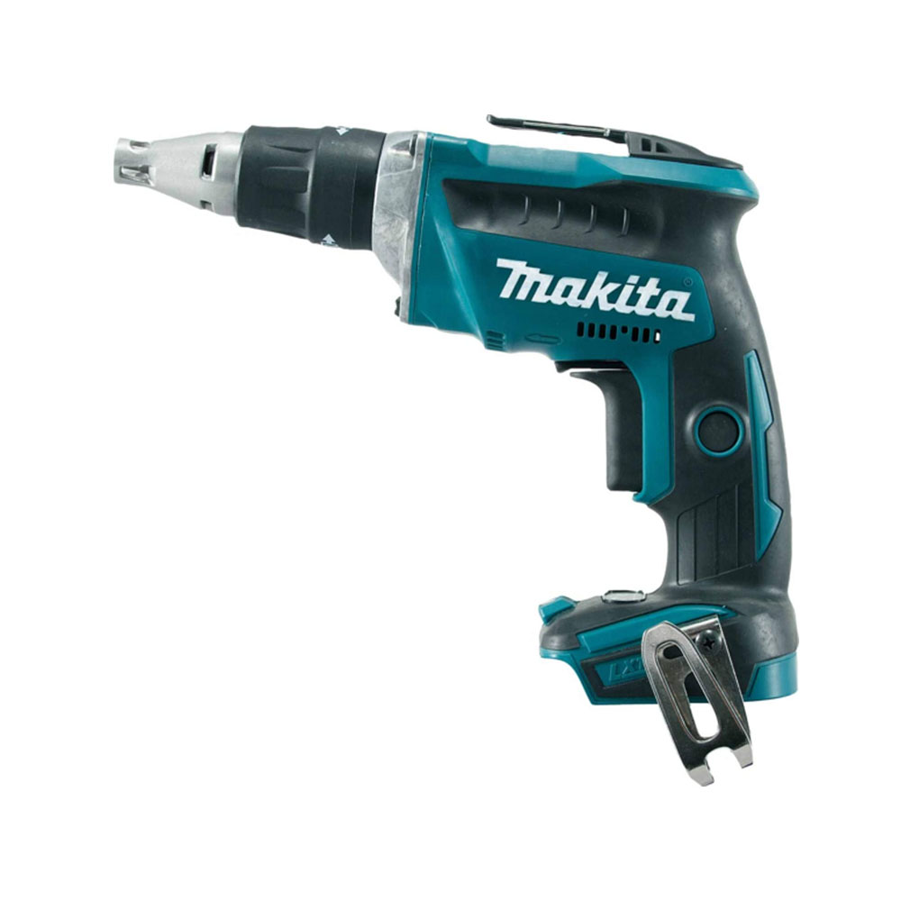 toptopdeal Makita DFS452Z 18 V Li-ion Brushless Screwdriver, No Batteries Included
