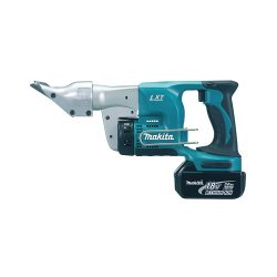 toptopdeal Makita DJS130RMJ 18 V Li-ion LXT Metal Shear Complete with 2 x 4