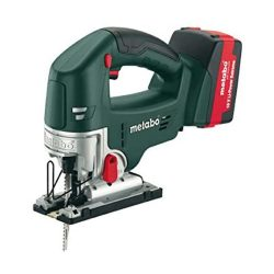 toptopdeal Metabo 18V Cordless Power Extreme Jigsaw with Bow Handle