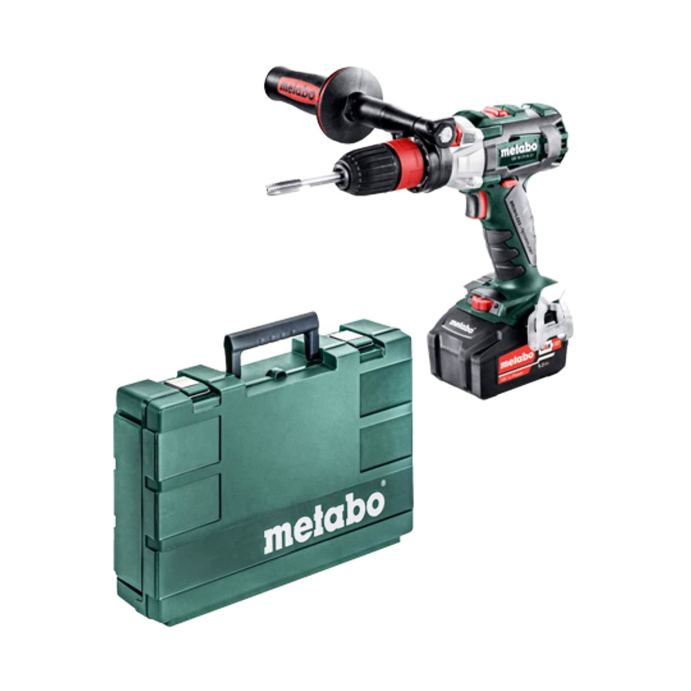 toptopdeal-Metabo 602353660 Brushless Combi Drill 950 W 230 V Green 1