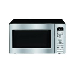 toptopdeal-Miele ContourLine M6012 CleanSteel Microwave with Grill