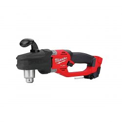 toptopdeal-Milwaukee 2807-20 M18 FUEL HOLE HAWG Brushless Lithium-Ion 1 2 in Cordless Right Angle Drill (Tool Only)