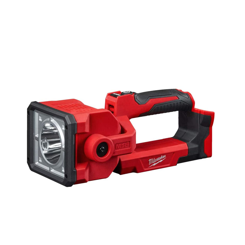 toptopdeal-Milwaukee 4933459159 M18 SLED-0 LED Search Light 18 Volt Bare Unit