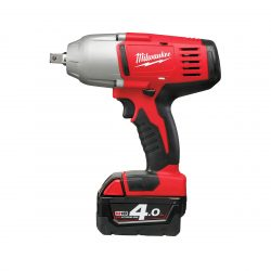 toptopdeal-Milwaukee HD18HIWF402 M18 Friction Ring Impact Wrench with 2 x 4 0Ah Batteries