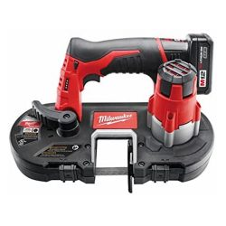 toptopdeal Milwaukee M12BS-402C M12 Cordless Bandsaw