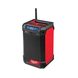toptopdeal-Milwaukee M12RCDAB+0 12v Cordless Dab Radio Charger Unit Only