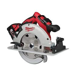 toptopdeal Milwaukee M18 BLCS66-502X Brushless Circular Saw 18V 2 x 5