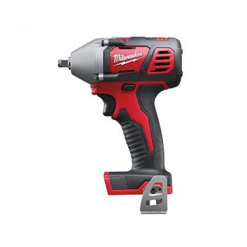 toptopdeal-Milwaukee M18BIW38-0 18V Li-Ion Compact Impact Wrench 3 8 Body Only