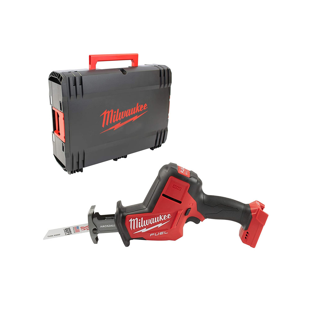 toptopdeal-Milwaukee M18FHZ-0X Fuel Hackzall 18 V Bare Unit