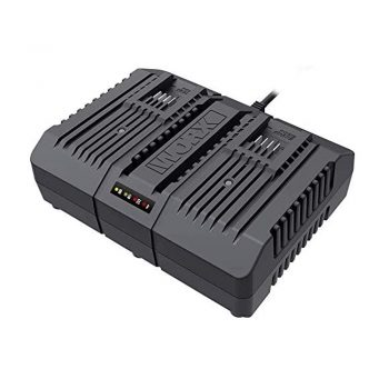 toptopdeal WORX WA3883 20V Dual Port Fast Battery Charger