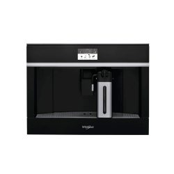 toptopdeal-Whirlpool W Collection W11CM145 Built In Bean to Cup Coffee Machine - Black