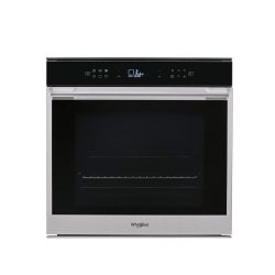 toptopdeal-Whirlpool W7OM44BPS1P Built-in Oven, 73L capacity, Pyrolytic cleaning, Stainless Steel [Energy Class A+]