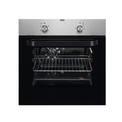toptopdeal-Zanussi ZZB30401XK 5 Functions Electric Built-in Single Oven - Anti-fingerprint Stainless Steel