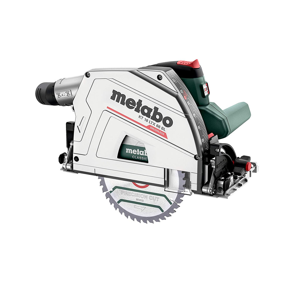 toptopdeal metabo 601866840 Plunge Saw, 18 V
