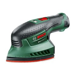 toptopdeal uk Bosch Cordless Multi-Sander with 12 V Lithium-Ion Battery