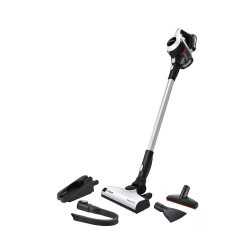toptopdeal uk Bosch Unlimited Serie 6 BCS611GB Pro Home Cordless Vacuum Cleaner - White
