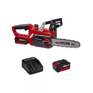 toptopdeal uk Einhell Cordless Chainsaw GE-LC 18-25 Li Kit Power X-Change