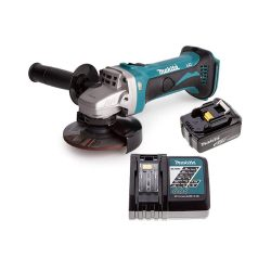 toptopdeal uk Makita DGA452Z 18v 115mm LXT Angle Grinder with 1 x 5