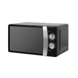 toptopdeal uk Russell Hobbs RHMM701B 17 Litre 700 W Black Solo Manual Microwave