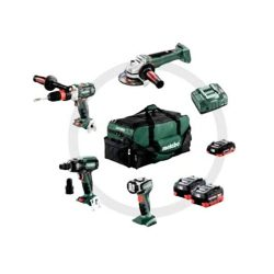toptopdeal uk metabo Combo Set Metal