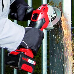 Einhell Cordless Angle Grinders