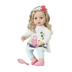 toptopdeal Baby Annabell 706381 Sophia 43cm-for Toddlers 2 Years & Up-Promotes Empathy