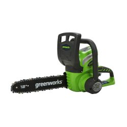 toptopdeal Greenworks Battery Chainsaw