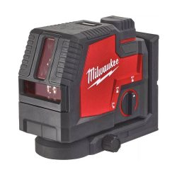 toptopdeal Milwaukee L4 CLL-301C 4v Green Cross Line Laser