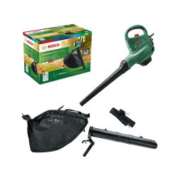 toptopdeal uk Bosch Electric Leaf Blower and Vacuum UniversalGardenTidy 2300